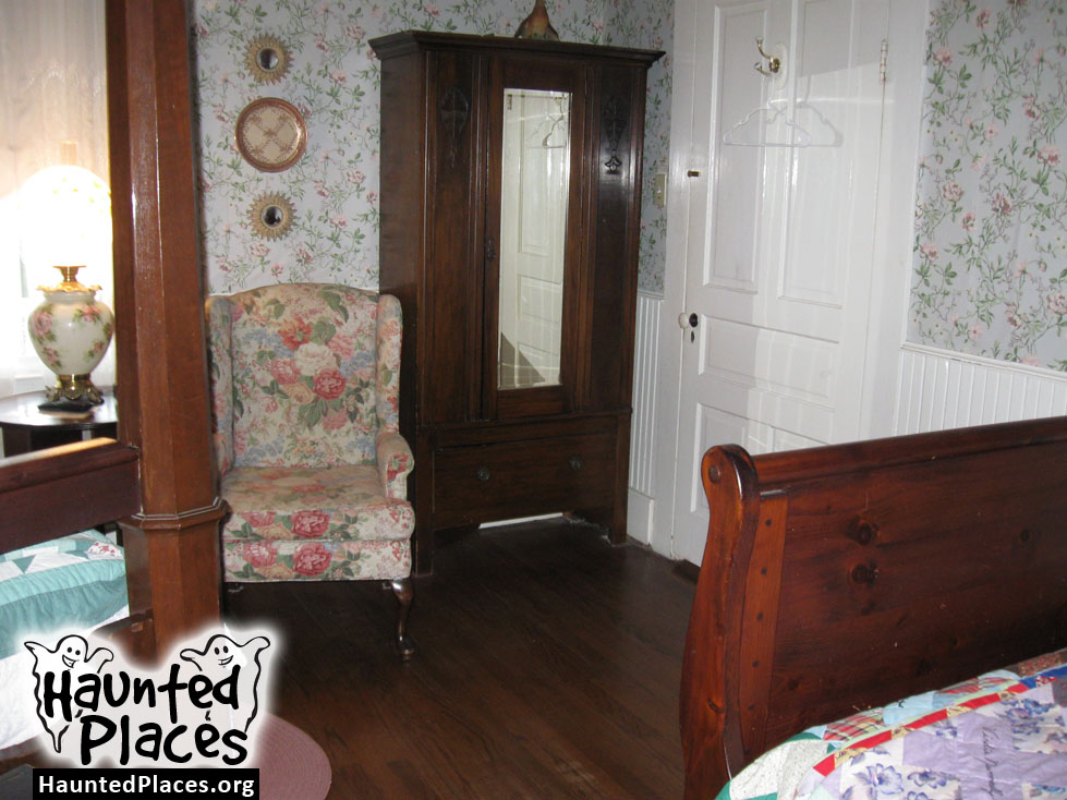 John Denham House Bed And Breakfast Haunted Places