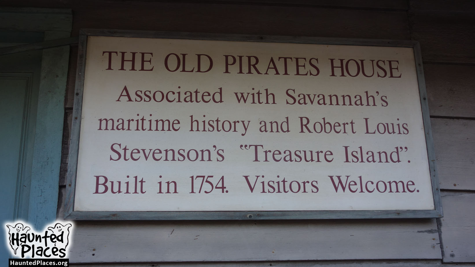 The pirates house savannah pictures