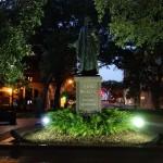 HPX Reynolds Square John Wesley Statue Savannah (3)